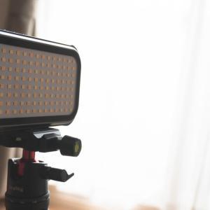 物撮りの幅を広げる撮影用ライトTaoTronics「TT-CL021」がすごく便利