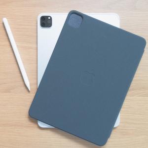 iPad Pro(2020年モデル)用純正ケース「Smart Folio」レビュー