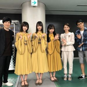 【日向坂46】小坂菜緒・齋藤京子・松田好花『+MUSIC』 2019.11.18