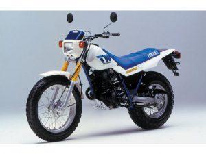 ストリートバイクの親分 TW200  TW225のあれこれ☆ TWってどんなバイク?