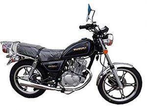 バカにできない!スズキ GN125 原付二種 ストリートバイク 【カスタム】【スペック】
