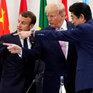 G20をきっかけに上値期待