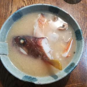 【調理レシピ】簡単!アカハタの味噌汁