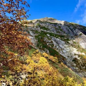 北岳 テント泊 2019年10月5-6日