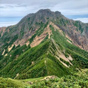 南八ヶ岳周遊 小屋泊 2019年9月13-14日