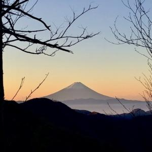 金峰山~瑞牆山 テント泊 2019年11月5-6日
