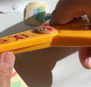 はじめてのハサミの練習方法