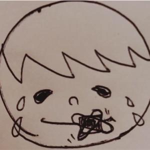 実際のケガ画像あり💦子供が転倒し唇をケガしました。