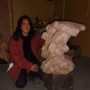 20年前の2000年の話「木彫とインターネット」