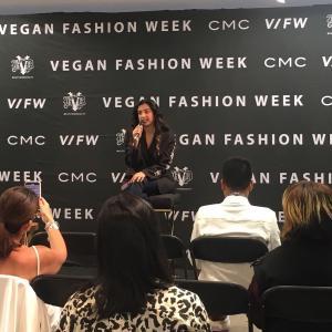 【世界初ビーガン・ファッション・ウィーク】ロサンゼルスで参加してきました!