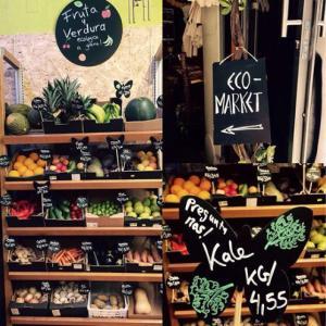 マドリードのオーガニック・ビーガン食品店/La Canela(ラ・カネラ)