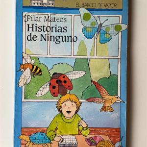【スペイン洋書紹介#1】『Historias de Ninguno』/初めての一冊のぴったり!