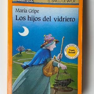 おすすめスペイン洋書 #2『Los hijos del vidriero』/心情描写が学べる本