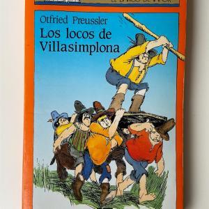おすすめスペイン洋書 #3『Los locos de Villasimplona』/おもしろオバカ小説