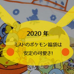 ポケモン|2020年ミスド福袋の感想|お得感がスゴイ!