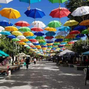 【メキシコ】グアダラハラ観光②:カラフルな郊外の街☆サポパンとトラケパケ