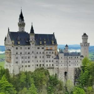 【ドイツ】狂気の王が築いた夢の城~ノイシュバンシュタイン城