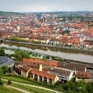 【ドイツ】ヴュルツブルク観光~マイン川沿いの美しい街