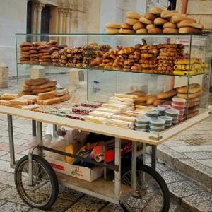 【イスラエル】エルサレムの旧市街⑤: グルメとレストランレビュー