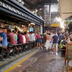 【アルゼンチン】ブエノスアイレス観光②:ローカルマーケットが楽しい♥『サン・テルモ地区』