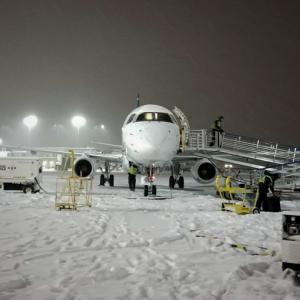 【アメリカ】冬のエアライン運航と、極寒ミネソタのハイテク穴釣り
