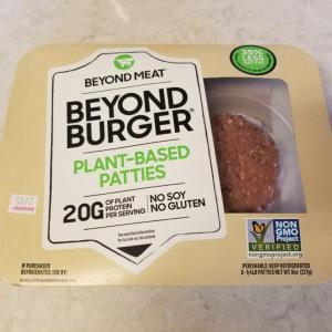 【アメリカ】ハンバーガー vs ベジバーガー対決第二弾 〜Beyond Burger 編