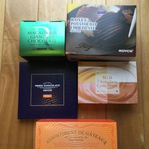 【ふるさと納税】北海道当別町から返礼品ロイズのチョコレートが届きました