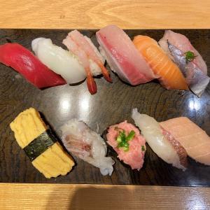 【外食】回転寿司のランチ侮れません