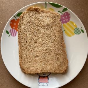 【低GI】小麦胚芽入り食パンを焼いてみる