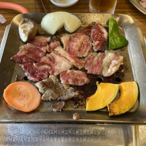 【外食】久しぶりの焼肉