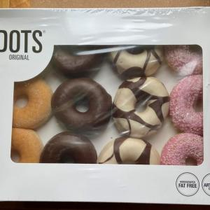 【コストコ】DOTS ドーナツ食べてみました