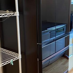 【家電】冷蔵庫を新調しました