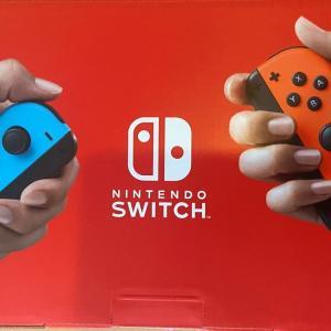【コストコ】Nintendo Switchを購入しました