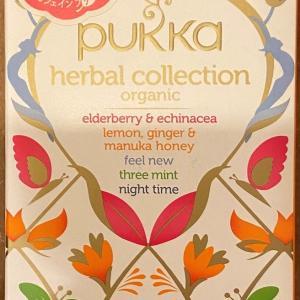 【ハーブティー】PUKKA herbal collection を飲んでみました