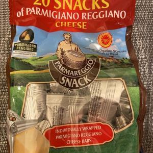 【コストコ】パルミジャーノレッジャーノとカマンベールチーズ