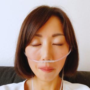 【水素吸入&リフレクソロジー】活性酸素を除去しながら、マッサージでオキシトシンの分泌を促進