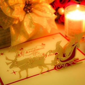 クリスマスにおすすめな玄関のディスプレイ置物5選
