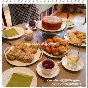 英国伝統菓子