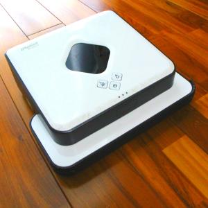 ロボット掃除機より先に床拭きロボットを買って思ったこと
