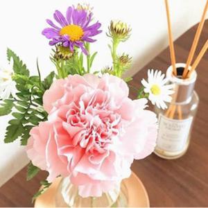 ブルーミーライフの花束にぴったり!おすすめの花瓶の選び方!
