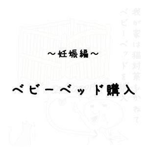 013_ベビーベッド購入 ~妊娠編~