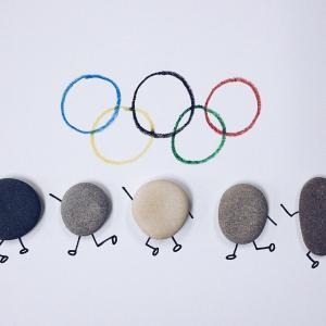 気になる気になる、オリンピックから学ぶことありますね
