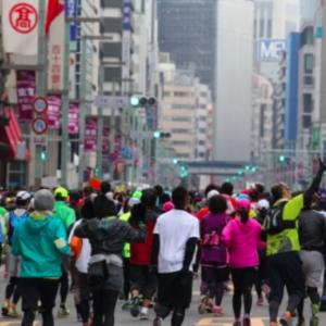 名古屋ウィメンズマラソンでオンラインで参加?方法は?専用アプリ大丈夫なの?