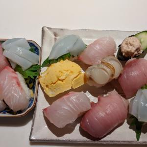 おうちで 手作りにぎり寿司