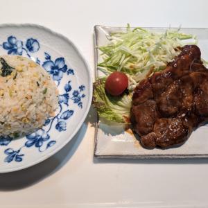 コストコ購入 豚肉でトンテキ〜時短簡単節約晩ごはん