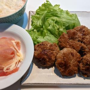 コストコ購入 豚挽き肉で簡単つくね 〜時短簡単節約晩ごはん