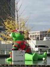 カラフルな遊び心に『ほっこり』!大阪、グランフロントで発見。