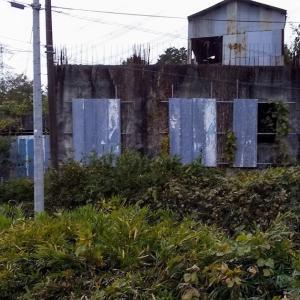 犬山市の廃工場