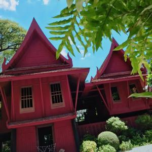 ジムトンプソン邸ミュージアム
