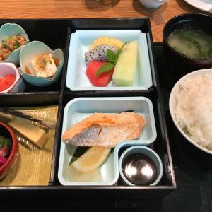 Hotel Nikko bangkokの朝食